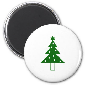 Christmas Tree Fridge Magnet