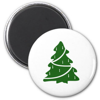 Christmas Tree Fridge Magnets