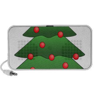 Christmas Tree Fun Travelling Speaker