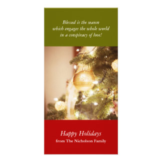 Christmas Tree | Holiday Photo Card