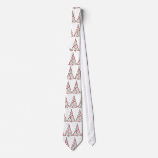 Christmas Tree Holiday Tie