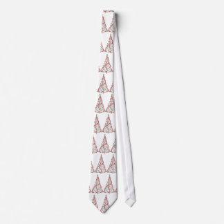 Christmas Tree Holiday Tie