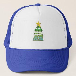 Christmas Tree Hotel Baseball Cap