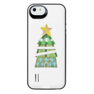 Christmas Tree Hotel Battery Pack iPhone SE/5/5s Battery Case
