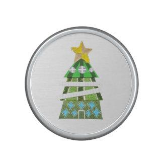 Christmas Tree Hotel Bumpster Speaker