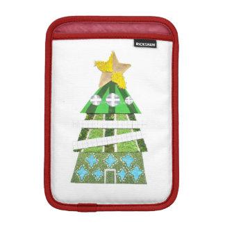 Christmas Tree Hotel I-Pad Mini Sleeve