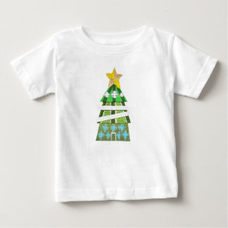 Christmas Tree Hotel No Background Baby T-Shirt