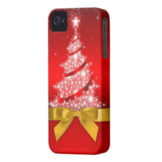 Christmas Tree iPhone 4 ID Case-Mate iPhone 4 Case-Mate Cases