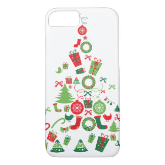 Christmas Tree iPhone 7 Case