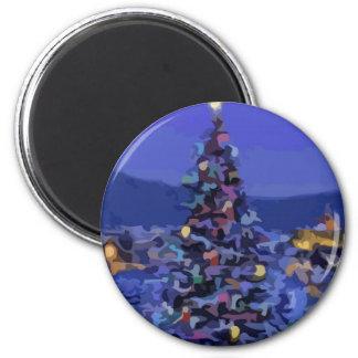 Christmas Tree Fridge Magnet