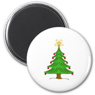 Christmas Tree Magnets