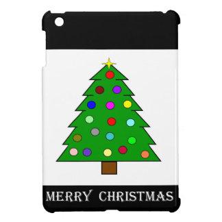 Christmas Tree (Merry Christmas) iPad Mini Cases