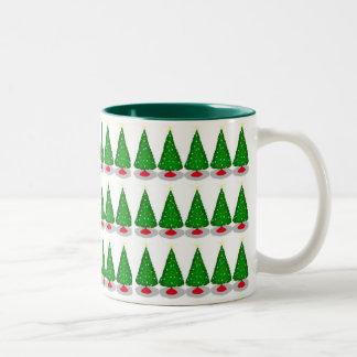 Christmas Tree Mug