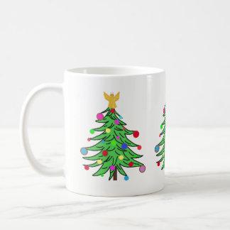 Christmas Tree Mug Custom