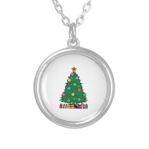 Christmas Tree Pendant