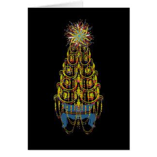 Christmas Tree of Joy ~ Card / Invitations