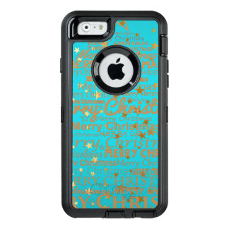 Christmas Tree OtterBox Defender iPhone Case