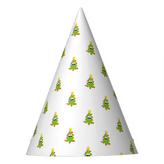 Christmas Tree Party Hat