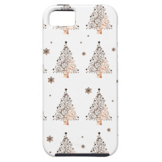 Christmas tree - pattern case for the iPhone 5