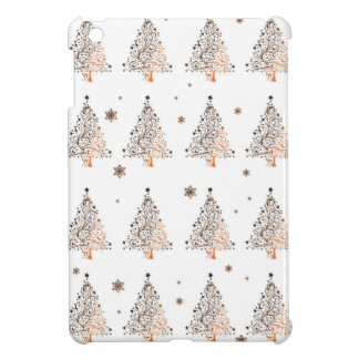 Christmas tree - pattern cover for the iPad mini