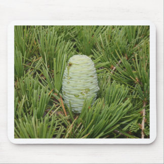 Christmas Tree Pine Cone Mouse Pads