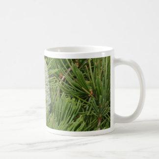 Christmas Tree Pine Cone Mugs
