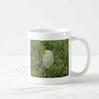 Christmas Tree Pine Cone Coffee Mug