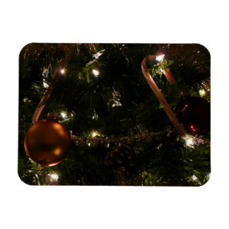 Christmas Tree Premium Magnet