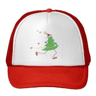 Christmas Tree Runner Hat