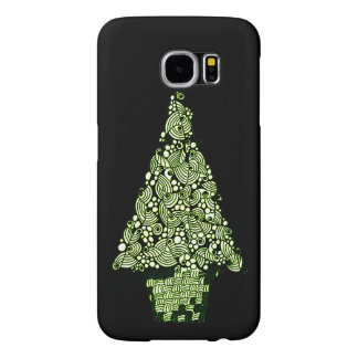 Christmas Tree Samsung Galaxy S6 Cases
