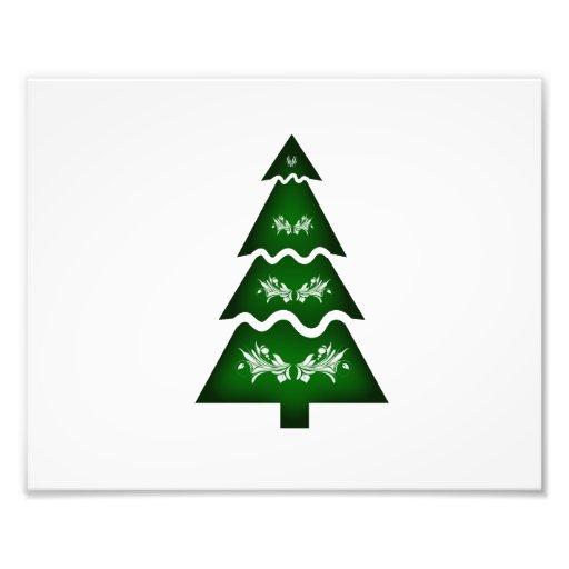 Christmas Tree Sectional call ornament Photo
