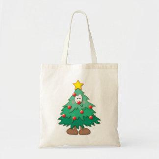 Christmas Tree Shopping Bag