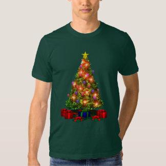 Christmas Tree Sparkle T-shirt