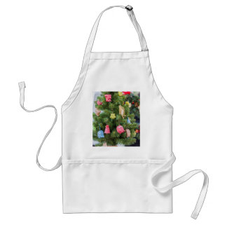 christmas tree standard apron