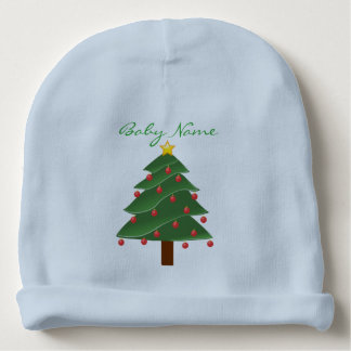 Christmas Tree Thunder_Cove Baby Beanie