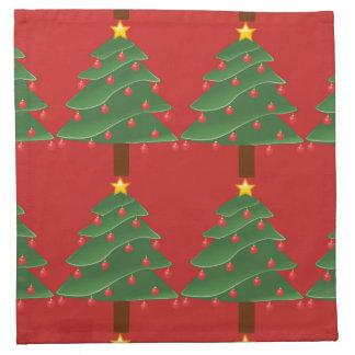 Christmas Tree Thunder_Cove Napkin