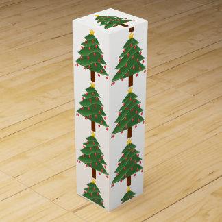 Christmas Tree Thunder_Cove Wine Gift Box