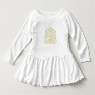 Christmas Tree Toddler Dress