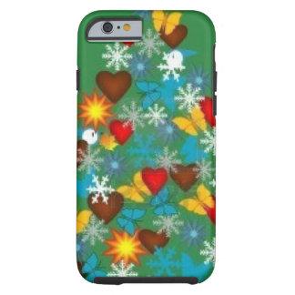 Christmas Tree Tough iPhone 6 Case