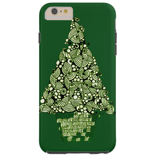 Christmas Tree Tough iPhone 6 Plus Case