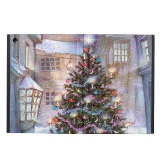 Christmas Tree Vintage iPad Air Case