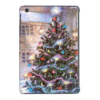 Christmas Tree Vintage iPad Mini Retina Cover