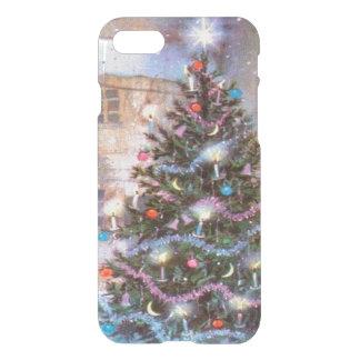 Christmas Tree Vintage iPhone 7 Case
