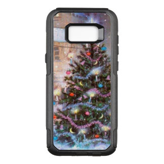 Christmas Tree Vintage OtterBox Commuter Samsung Galaxy S8+ Case