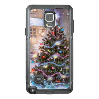 Christmas Tree Vintage OtterBox Samsung Note 4 Case