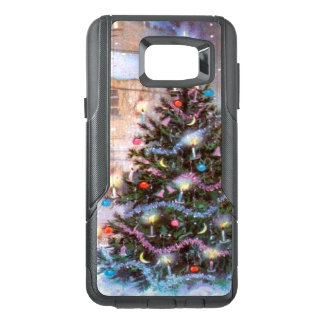 Christmas Tree Vintage OtterBox Samsung Note 5 Case