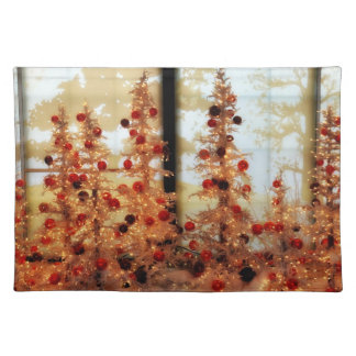 Christmas Trees American MoJo Placemat