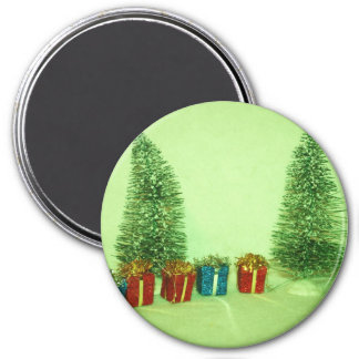 Christmas Tree's and Present's MAGNET