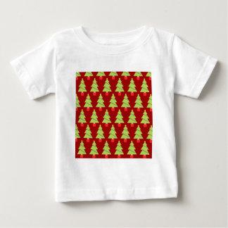 Christmas Trees Baby T-Shirt