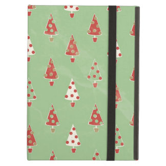 Christmas Trees iPad Air Cover